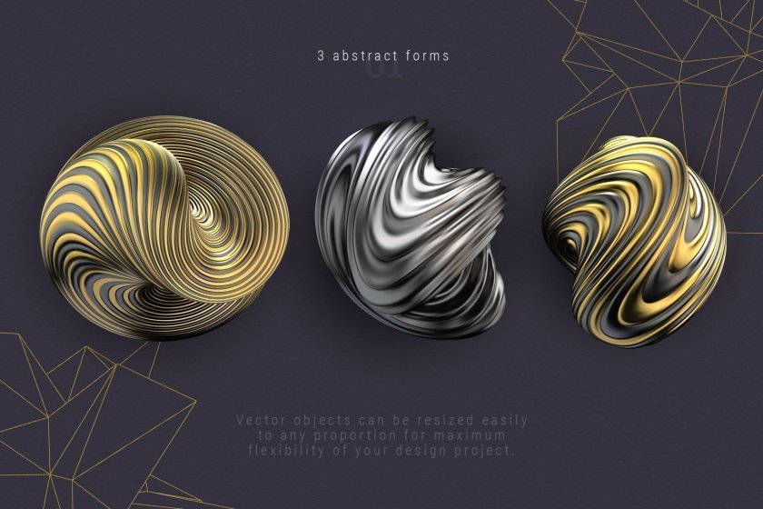 3 Vector Abstract Form