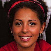 Tenika Harris, Beautiful smiling woman