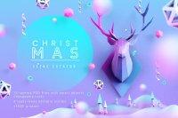 Christmas Scene Creator 01