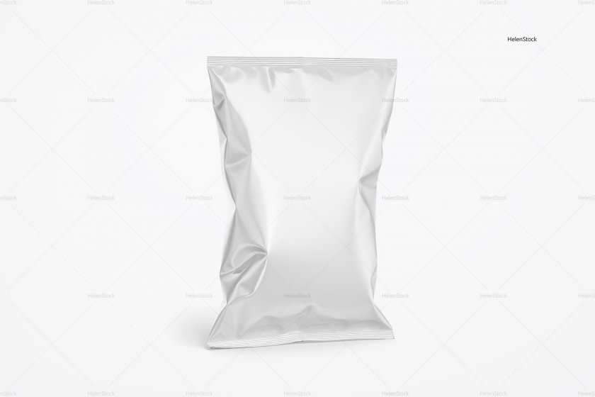 Glossy Chips Package White