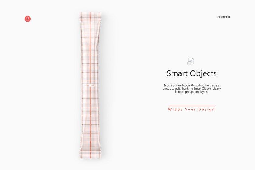 Preview Wrap Stick Sachet