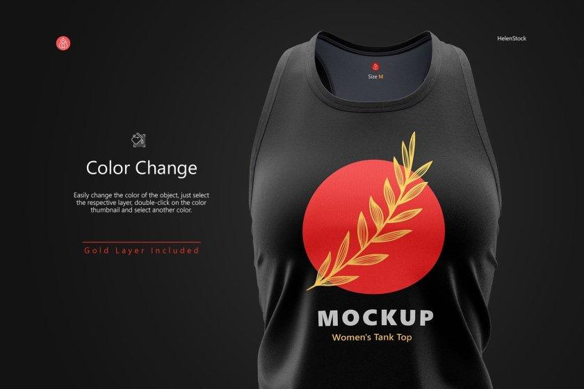 A-shirt Color Change